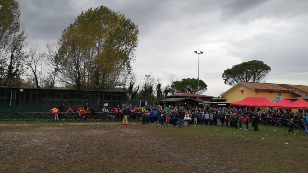 Premiazioni 7^ Torneo Ognissanti Pesaro
